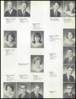 1966 Davis High School Yearbook Page 34 & 35