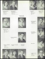 1966 Davis High School Yearbook Page 36 & 37