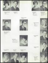 1966 Davis High School Yearbook Page 40 & 41