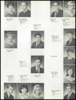 1966 Davis High School Yearbook Page 42 & 43