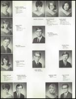 1966 Davis High School Yearbook Page 50 & 51