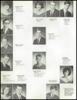 1966 Davis High School Yearbook Page 54 & 55