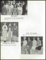 1966 Davis High School Yearbook Page 56 & 57