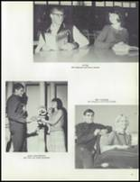 1966 Davis High School Yearbook Page 58 & 59