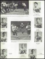 1966 Davis High School Yearbook Page 64 & 65