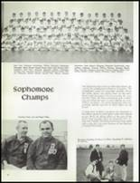 1966 Davis High School Yearbook Page 70 & 71