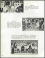 1966 Davis High School Yearbook Page 102 & 103
