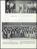 1966 Davis High School Yearbook Page 108 & 109