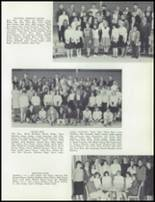 1966 Davis High School Yearbook Page 110 & 111