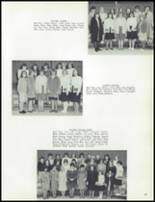 1966 Davis High School Yearbook Page 112 & 113