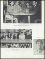 1966 Davis High School Yearbook Page 126 & 127