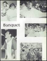 1966 Davis High School Yearbook Page 128 & 129