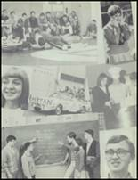 1966 Davis High School Yearbook Page 170 & 171