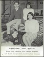 1966 Davis High School Yearbook Page 172 & 173