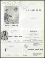 1966 Davis High School Yearbook Page 204 & 205