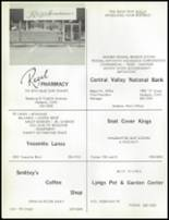 1966 Davis High School Yearbook Page 206 & 207