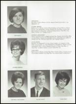 1966 Shannon High School Yearbook Page 16 & 17
