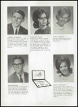 1966 Shannon High School Yearbook Page 18 & 19