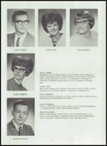1966 Shannon High School Yearbook Page 20 & 21