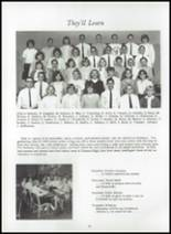 1966 Shannon High School Yearbook Page 26 & 27