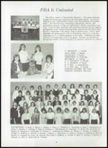 1966 Shannon High School Yearbook Page 44 & 45