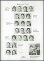1966 Shannon High School Yearbook Page 58 & 59