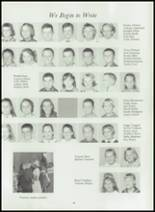 1966 Shannon High School Yearbook Page 62 & 63