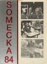 1984 Yearbook South Mecklenburg High School