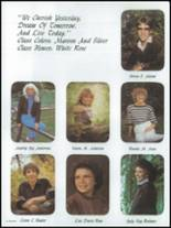 1983 Edmore High School Yearbook Page 12 & 13