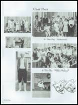 1983 Edmore High School Yearbook Page 24 & 25