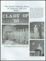 1983 Edmore High School Yearbook Page 32 & 33
