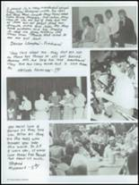 1983 Edmore High School Yearbook Page 34 & 35