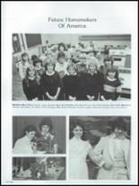 1983 Edmore High School Yearbook Page 38 & 39
