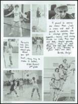 1983 Edmore High School Yearbook Page 40 & 41