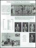 1983 Edmore High School Yearbook Page 42 & 43