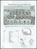 1983 Edmore High School Yearbook Page 52 & 53