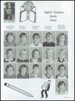 1983 Edmore High School Yearbook Page 60 & 61