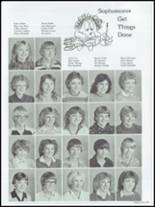 1983 Edmore High School Yearbook Page 62 & 63