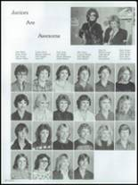 1983 Edmore High School Yearbook Page 64 & 65