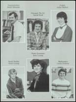 1983 Edmore High School Yearbook Page 66 & 67