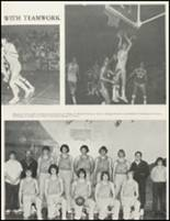 1974 Arlington High School Yearbook Page 40 & 41