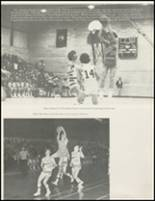 1974 Arlington High School Yearbook Page 42 & 43