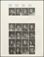 1974 Arlington High School Yearbook Page 104 & 105