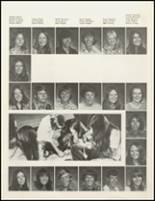 1974 Arlington High School Yearbook Page 108 & 109