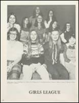 1974 Arlington High School Yearbook Page 136 & 137