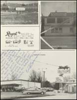 1974 Arlington High School Yearbook Page 156 & 157