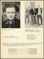 1952 Clyde High School Yearbook Page 20 & 21