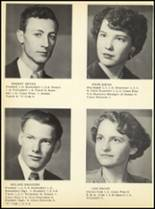 1952 Clyde High School Yearbook Page 24 & 25