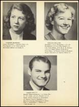 1952 Clyde High School Yearbook Page 26 & 27