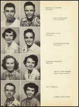 1952 Clyde High School Yearbook Page 28 & 29